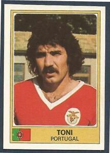 PANINI EURO 77 #243-PORTUGAL-TONI