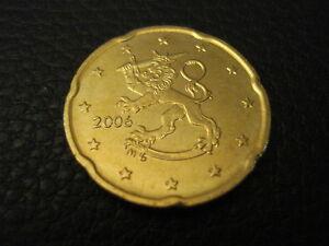 PIECE-20-CENTIMES-FINLANDE-2006-NEUVE-DE-ROULEAU