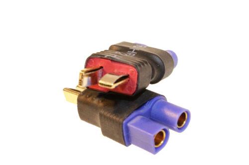 Stecker auf EC3 Buchse Adapter Connector Steckverbindung Neu T Dean T Plug T