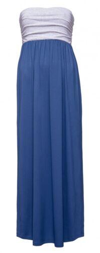Women/'s Maxi Dress Strapless Flared Skirt with Empire Waist 268 Glamour Empire