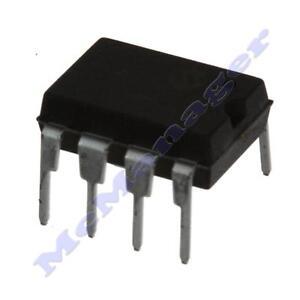 IC Amp 2x TL072 Low Noise J-FET Input Dual Op