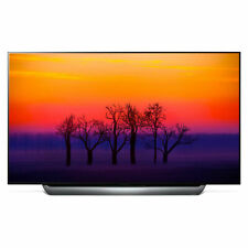 LG OLED55C8PLA 55 Smart Built in Wi-Fi UHD 2160P OLED TV with Freeview HD Black
