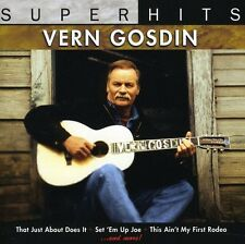 Super Hits by Vern Gosdin (CD, Apr-2007, Sony Music Distribution (USA))