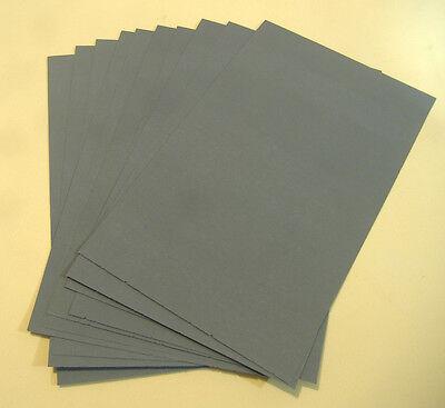 Bodyshop Wet//Dry Sandpaper Paper 360 Grit P360 Pack Of 10