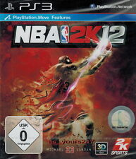 NBA 2K12 2012 | deutsch | PS3 NEU