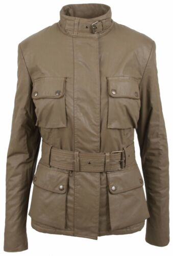 Belstaff taglia donna 36 donna Norton Sage S Giacca da New Jacket Lady Lovat 5RxnPFqv