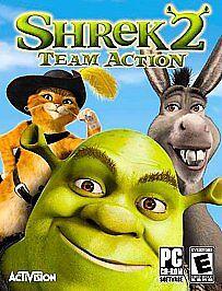 shrek 2 games pc