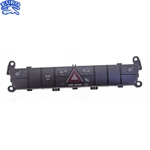 CONTROL SWITCH TRACTION DSR ESP HAZARD Mercedes W164 ML350 2010 10