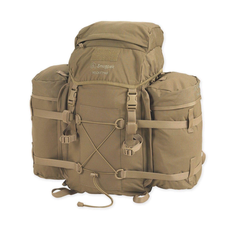 Snugpak Rocket Pak System Backpack Camping Hunting Military - 92158 - Coyote