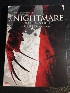 A-Nightmare-On-Elm-Street-Dvd-2-disc-Special-EdItion-Wes-Craven