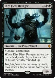 Dire Fleet Ravager x4 PL Magic the Gathering 4x Ixalan mtg card lot