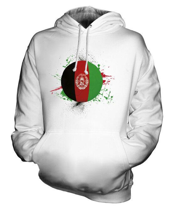 AFGHANISTAN FOOTBALL UNISEX HOODIE TOP GIFT WORLD CUP SPORT