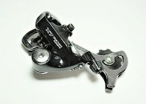 Details about VINTAGE SHIMANO DEORE LX 8 SPEED BICYCLE SGS LONG CAGE REAR  DERAILLEUR RD-M565
