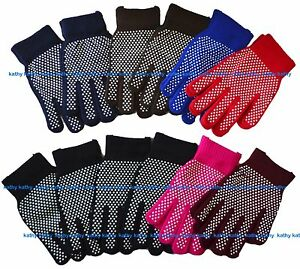 12-Pairs-Wholesale-Magic-Knit-Work-Garden-Gripper-NON-SLIP-GRABBER-PALMS-Gloves