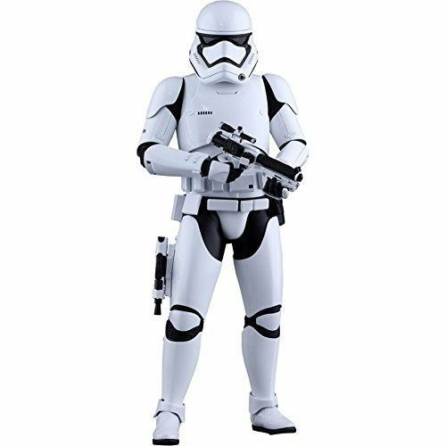 Movie Masterpiece STAR WARS FIRST ORDER STORMTROOPER 1/6 Action Figure Hot Toys
