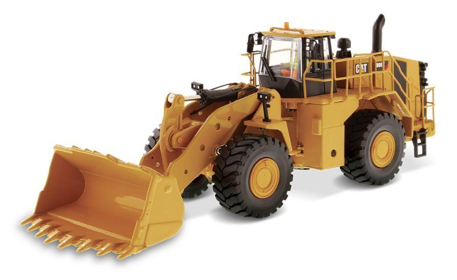 Diecast Masters 85901 échelle 1 50 CAT 988K Wheel Loader (En parfait état, dans sa boîte)  Nouveau
