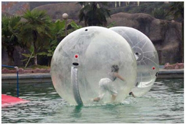 2M Walk on Water ball ,  inflatable exciting water walking ball ,High quality!!