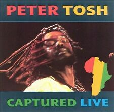 Captured Live by Peter Tosh (CD, Jul-1996, Capitol)