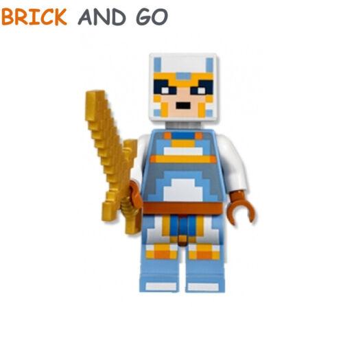 Epée Sword NEUF NEW LEGO Minecraft Minifigure MIN063 Skull Arena Player 2