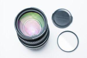Quantaray-70-300mm-f-4-5-6-LDO-Macro-Lens-for-Minolta-Caps-amp-Filter-READ-1787