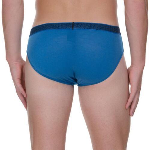 Bruno Banani pour homme slip Sportif corps lait en bleu en M Neuf