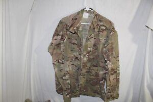 Army-Combat-Shirt-Multicam-Medium-Short-Unisex-Perimeter-Insect-BDU