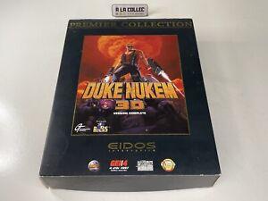 Duke Nukem 3D Version Complète - Jeu PC Big Box (FR) - Complet