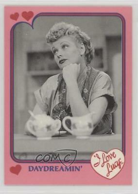 Collectibles Trading Card Singles 1991 Pacific I Love Lucy Pink #7 Daydreamin' Non-sports Card 0c4