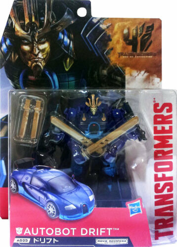 Transformers Takara Jp Ex Age of Extinction #AD23 Deluxe Autobot Drift New