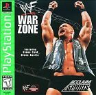 WWF War Zone (Sony PlayStation 1, 1998)