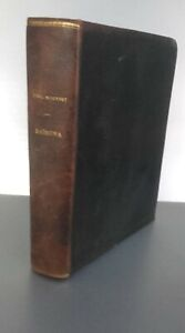 Paul Mousset Maimona Madera Graves Color G. Tautel Ed. La N. Francia 1944 Be