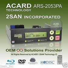 ACARD ARS-2053PA 1-to-3/5 SATA ODD CD/DVD/BD/M-Disc Duplicator Controller
