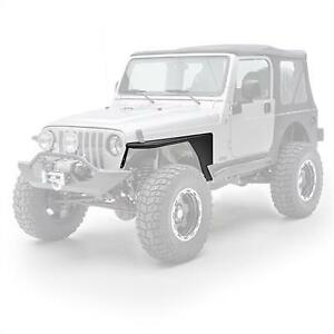 BUMPER END RIGHT REAR BRAND NEW 1997-06 JEEP WRANGLER TJ WITH HARDWARE