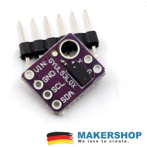 Gy-530 vl53l0x gy-ul53l0x laser a infrarossi IR sensore di distanza breakout board i2c