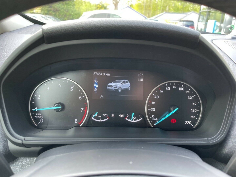 Ford EcoSport 1,0 SCTi 125 Titanium - billede 9