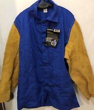 Radnor 64055162 Royal Blue Medium Weight Flame Retardant 30 Jacket L