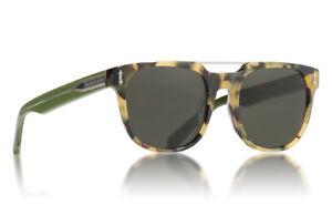 New Dragon Mix Sunglasses Tokyo Tortoise/Green Lens 31090-281 RRP $190