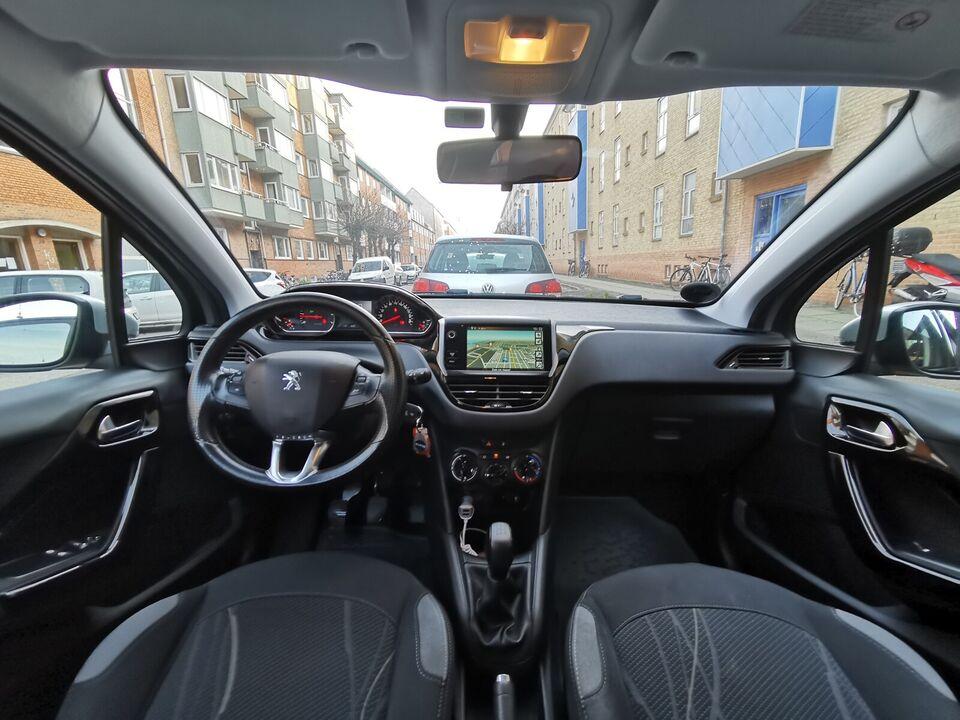 Peugeot 208, 1,2 VTi Active, Benzin