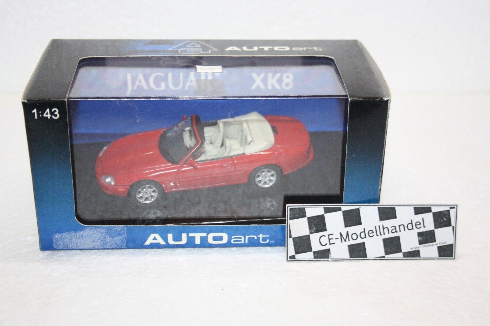 Jaguar xk8 cabrio cabrio cabrio  Autoart  1 43 1698e7