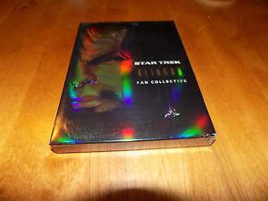 STAR-TREK-KLINGON-Fan-Collective-4-Disc-Voyager-Next-Generation-TV-DVD-SET-NEW