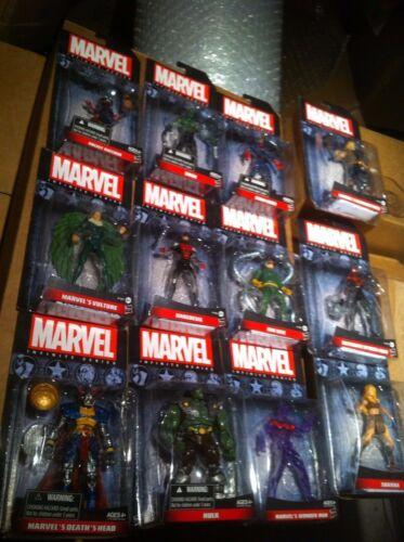 Marvel Universe Avengers Leggende Serie Infinite 9.5cm Action Figures UK Seller
