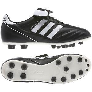 SCARPE DA CALCIO Adidas Kaiser 5 Liga 033201 nero bianco 45