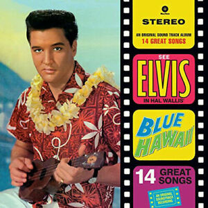 Presley-Elvis-Blue-Hawaii-1-Bonus-Track-New-Vinyl