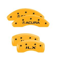 Mgp 4 Caliper Covers Yellow For 2016 2020 Acura Ilx 39020silxyl