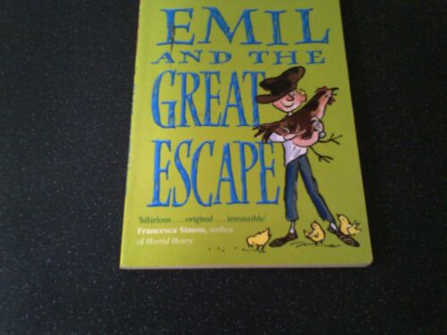 1 of 1 - Emil and the Great Escape, Lindgren, Astrid Paperback