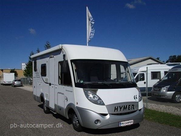 Hymer B Classic 504 CL, 2007, km 67200