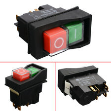 240v 10a Electric Onoff Switch For Belle Minimix 140 150 Cement Concrete Mixer