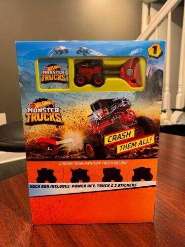 2019 Hot Wheels Monster Jam Mini Mystery Trucks Case - Series 1 for sale  online   eBay