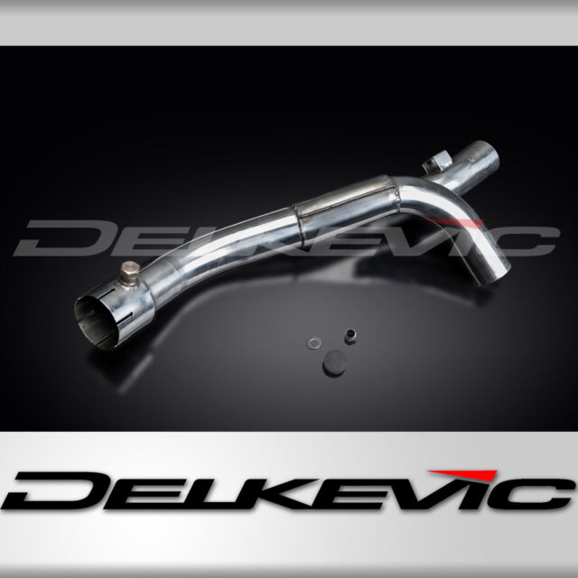 Delkevic Yamaha DE-CAT PIPE YZF-R1 (2009-2014) 304 Stainless Steel