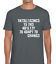 INTELLIGENCE IS THE ABILITY MENS T SHIRT FUNNY OPTICAL ILLUSION FASHION TOP NEW